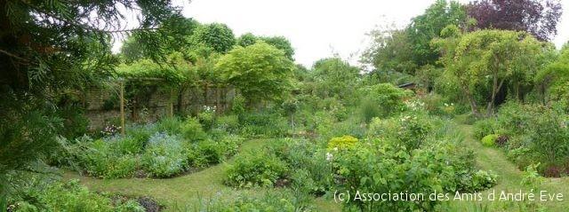 Premi res visites au jardin d andr eve association des for Au jardin des amis