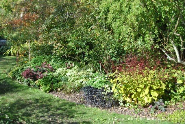 Charrette de septembre au jardin priv d andr eve for Au jardin des amis